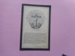 D.P.-LITH.VIRGINIE VERSTRAETE °SYSSEELE +BRUGES 2-7-1883-46 ANS - Godsdienst & Esoterisme