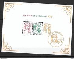 France 2013 Bloc 133 Marianne De La Jeunesse - Sheetlets