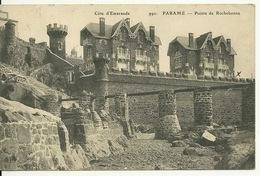 35 - PARAME / POINTE DE ROCHEBONNE - Parame