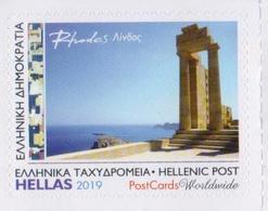 GREECE STAMPS 2019/RHODOS COLLECTION-SELF ADHESIVE STAMP-20/6/19-MNH - Ongebruikt