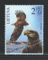 Lituanie – Lithuania – Lituania 2011 Yvert 937, The Red Book, Fauna, Birds - MNH - Lituania
