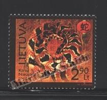 Lituanie – Lithuania – Lituania 2013 Yvert 977, New Lunar Year, Year Of The Snake - MNH - Lithuania