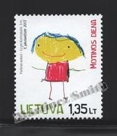 Lituanie – Lithuania – Lituania 2013 Yvert 985, Mothers Day - MNH - Lithuania