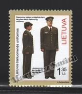 Lituanie – Lithuania – Lituania 2013 Yvert 996, Armed Forces Of Lithuania - MNH - Lithuania
