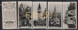 Carreras Cigarettes , Complete Set, 27 Views Of London (1 To 27), Real Photos - Other Brands