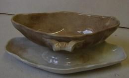 Lot. 1087. Saucière Sarreguemines China - Sarreguemines (FRA)