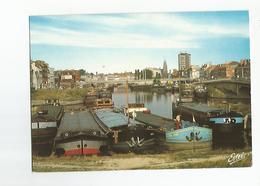 59 Dunkerque CPM Peniches A L'entrée Du Canal De Bourbourg - Dunkerque