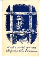 1946 TARGETA   A  UNITED NATIONS ORGANISATION  EL604 - 1931-Hoy: 2ª República - ... Juan Carlos I