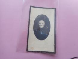 D.P.-MARIE-LOUISE HAECK °WINGENE 23-5-1851+DOOMKERKE 2-5-1938 - Religion & Esotérisme