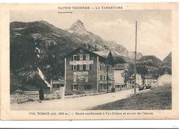 [73] Savoie > Tignes - Route Conduisant à Val D'Isère Et Au Col De L'Iseran - Hôtel De La Grande Motte - - Otros Municipios