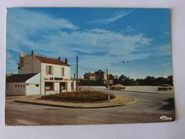 """CPSM - LONGVIC PARC - Bar """"Le Rugby"""" Stade Bourillot - Autres Communes"""