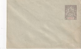 CONGO FRANCAIS    ENTIER POSTAL/GANZSACHE/POSTAL STATIONERY  LETTRE  DIM 116x76 Mm - French Congo (1891-1960)