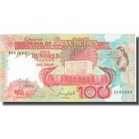 Billet, Seychelles, 100 Rupees, Undated (1989), KM:35, NEUF - Seychelles