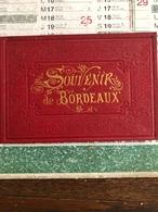 Album Souvenir De Bordeaux (album De 9 Cm Sur 13 Cm) - Fotografía