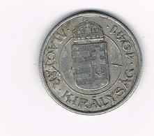 //  HONGARIJE  2  PENGO 1941 - Hongrie