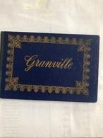 Album Souvenir De Granville (album De 8,7 Cm Sur 13 Cm) - Album & Collezioni