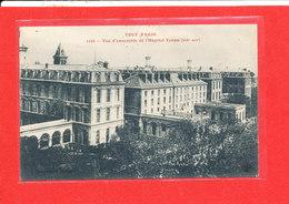 75  PARIS Cpa Vue D ' Ensemble De L ' Hopital Tenon   1256 - Santé, Hôpitaux