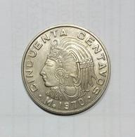 Messico / Mexico - 50 Centavos (1970) - Messico
