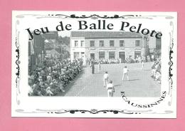 C.P. Écaussinnes = Le  Jeu  De  Balle - Ecaussinnes
