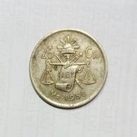 Messico / Mexico - 25 Centavos (1952) - Messico