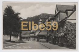 Bad Münster Am Stein-Ebernburg (Rheinland-Pfalz) Bäderhaus, Gebraucht - Bad Muenster A. Stein - Ebernburg