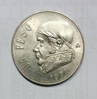Messico / Mexico - 1 Peso (1971) - Messico