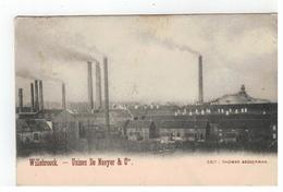 Willebroeck - Usines De Naeyer & Cie 1902 - Willebroek