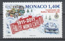 TIMBRE - MONACO - 2011 - Nr 2759 - Neuf - Monaco