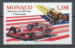 TIMBRE - MONACO - 2011 - Nr 2760 - Neuf - Monaco