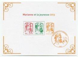 RC 12050 FRANCE BF N° 133 MARIANNE ET LA JEUNESSE BLOC FEUILLET NEUF ** - Nuovi