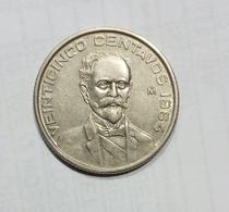 Messico / Mexico - 25 Centavos (1964) - Messico