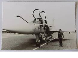 """CPSM - LONGVIC - Base Aérienne 102 """" Guynemer"""" - Académie De La Chasse Mirage 2000 - France"""