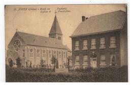 Sint-Jozef-Olen St.JOZEF (Oolen) - Kerk En Pastorij Eglise Et Presbytère 1931 - Olen