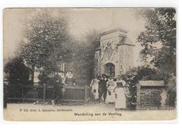 Bornem  Bornhem  Buitenland.-Oudt Antwerpen  Wandeling Aan De Vesting 1903 N°105 Gebr. L.Janssens,Antwerpen - Bornem