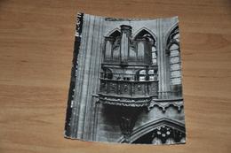 10590-     METZ, LA CATHEDRALE, ORGUE DATANT DE 1537 - Metz