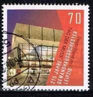 Bund 2018, Michel# 3385 O 275 Jahre Gewandhausorchester - [7] République Fédérale