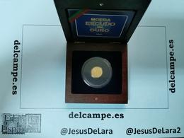 Escudo En Oro 2001-1Escudo-Portugal (Arcos2) - Portugal