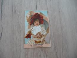 Calendrier Chromo 1896 Chicorée Extra A.Cardon Duverger Sainte Olle Lez Cambrai Nord - Kalenders
