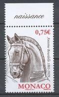 TIMBRE - MONACO - 2011 - Nr 2770 - Neuf - Mónaco