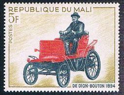 Mali 110 MLH De Dion-Bouton Auto (BP1066) - Mali (1959-...)