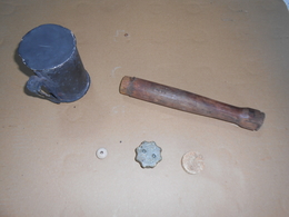 PRESSE PUREE ALLEMAND WW1 - Decorative Weapons