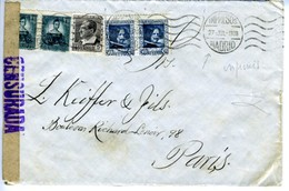 1938 MADRID MATASELLO IMPRESOS  Poca Habitual    EL613 - 1931-Today: 2nd Rep - ... Juan Carlos I