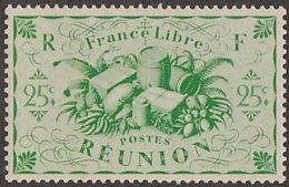 Reunion 226 MH Produce Of Reunion (GI0048) - Reunion Island (1852-1975)