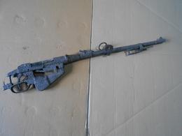 EPAVE BERTHIER M16 - Armes Neutralisées