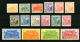 GUYANE - 75 / 90 - Série Complète 16 Valeurs - Neufs N* - Très Beaux - Unused Stamps
