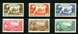 GUYANE - 137 / 142 - Tricent. Des Antilles Françaises - Complet 6 Valeurs - Neufs N* - Très Beaux - Unused Stamps