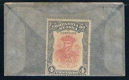 Nyassa 112 Unused Vasco De Gama 1921 CV 1.00 (N0488) - Nyassa