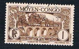 Middle Congo 65 Used Viaduct (BP1089) - Congo - Brazzaville