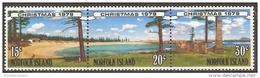 Norfolk Island  - 1979 Christmas (Emily Bay) MNH ** SG 230-2  Sc 251-3 - Norfolk Island