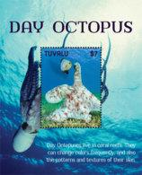 Tuvalu  2019 Fauna  Day Octopus I201901 - Tuvalu